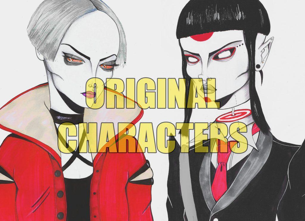 Original Characters – Feggy Min