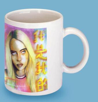 Billie Mug