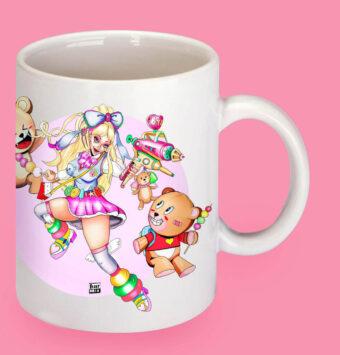 Teddy Gang Mug